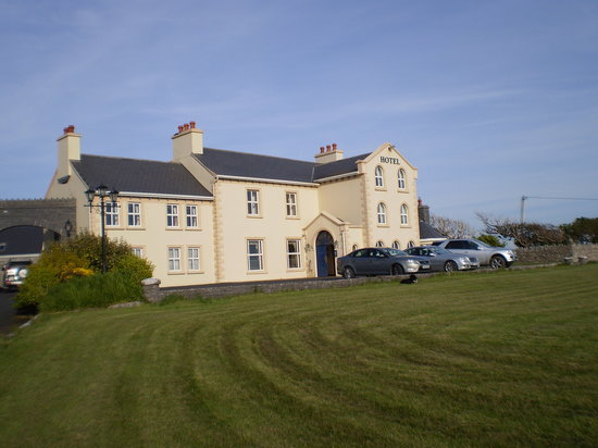 Exterior Photo of Aran View Country House