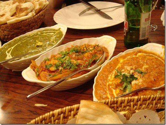 Chusska, Indian Vegetarian Restaurant : Dinner at Chusska Restaurant
