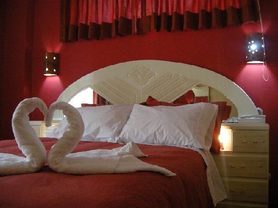 Ccapac Inka Ollanta Boutique Hotel: MATRIMONIAL NOVIOS