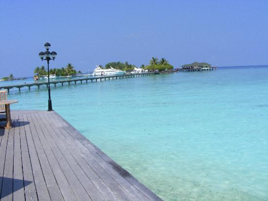 Paradise Island Resort & Spa: le devant de l hotel