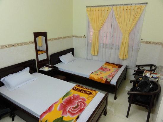Sa Dec, Vietnam: Twinbett Zimmer
