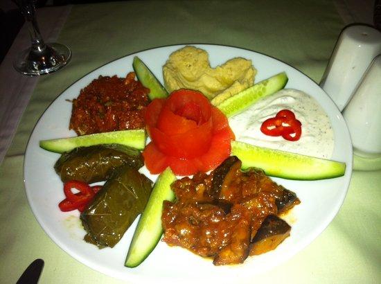 Siva Cafe Restaurant: Amazing starter