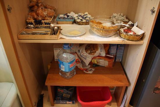 Hostal Boqueria: la colazione pessima