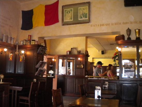 Belgian Beer Cafe: bar 3