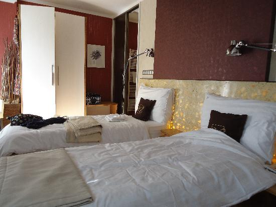 Mama's Design & Boutique Hotel: Room 105