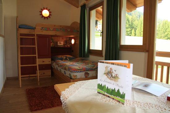 Family Hotel La Grotta: La Family Suite
