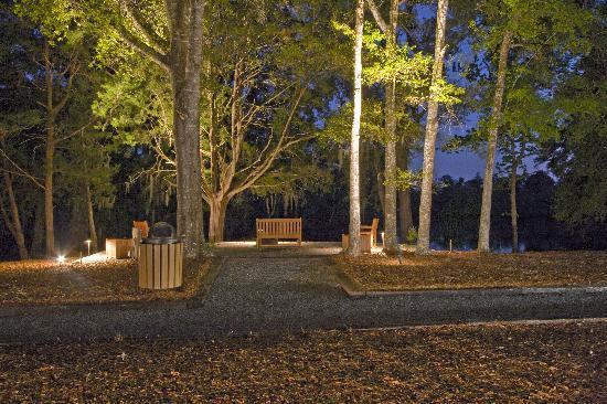 Live Oak Landing, an RVC Outdoor Destination: Summer nights