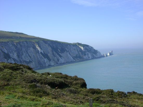 The Needles & Cliffs