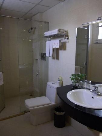 Queen Ann Hotel: Bathroom