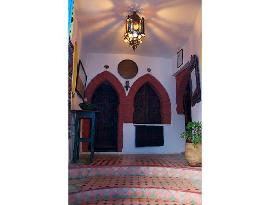 Dar Gabriel: Hotel entrance