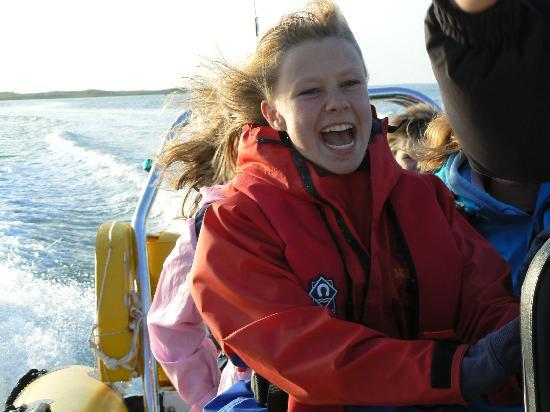 Skern Lodge Outdoor Activity Centre: RIB Powerboat Rides with Skern Lodge in North Devon