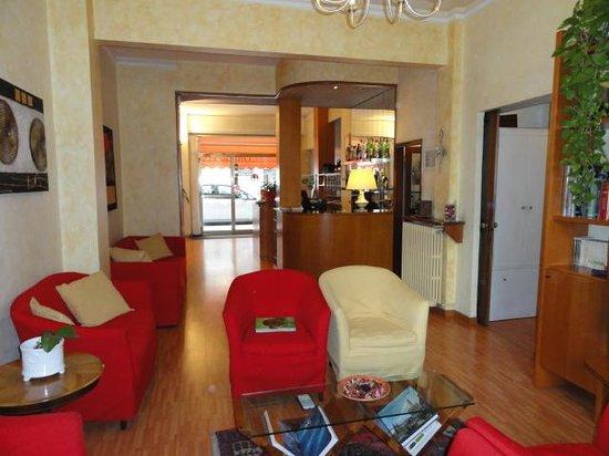 Orcagna Hotel: Salon et réception