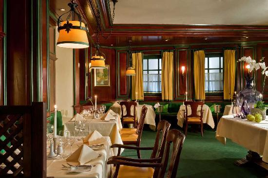 Maximilian Quellness- und Golfhotel: Restaurant Ferrara