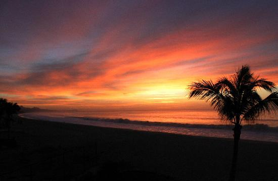 San Jose del Cabo, Meksyk: We din't get tired of waking up to this every morning!