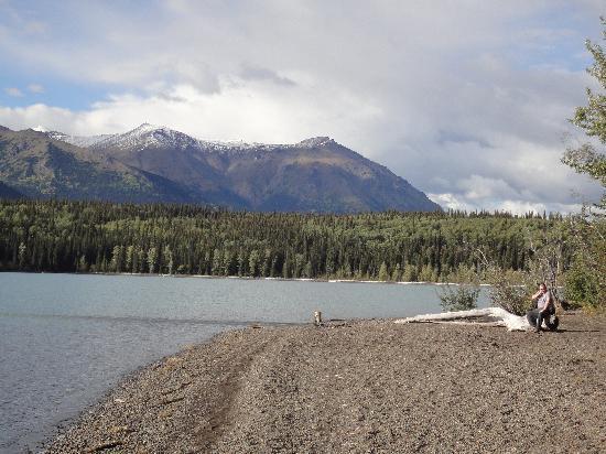 Iskut, Canada: Tatogga Lake