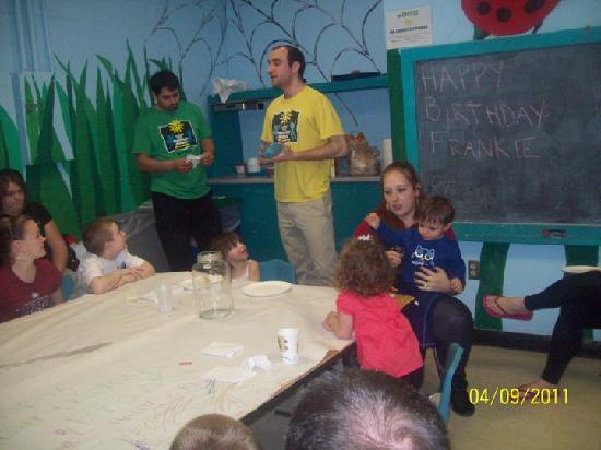 Garden State Discovery Museum: the entertaining scientist