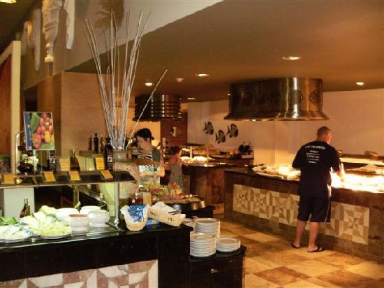 Iberostar Rose Hall Suites The Buffet