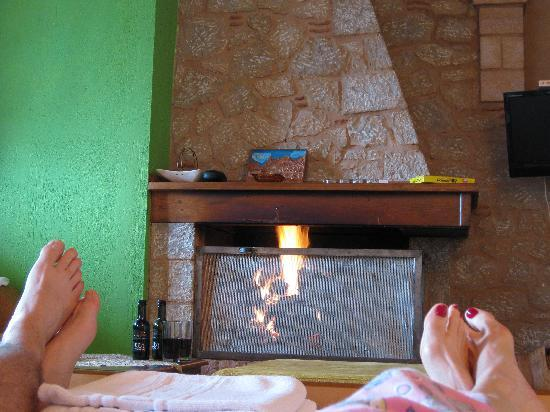 Ariadne Guesthouse: great spot to relax!