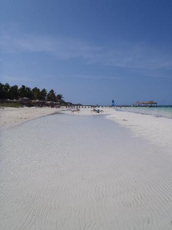IBEROSTAR Daiquiri: The beach.. fantastic!