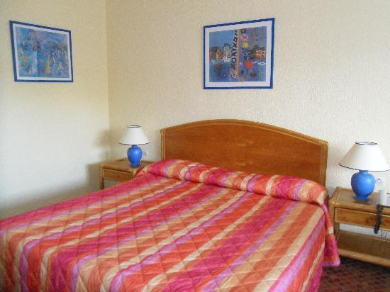 Une chambre double Classique - Picture of Hotel La Pagerie, Trois ...