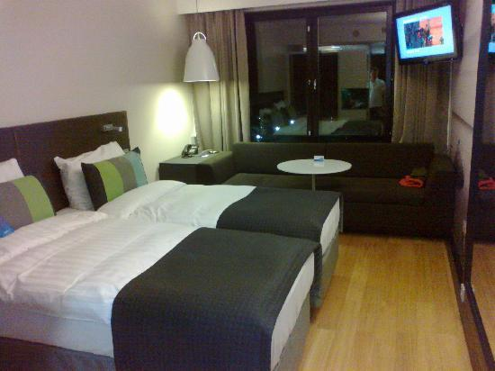 Radisson Blu Hotel, Espoo: Standard Room