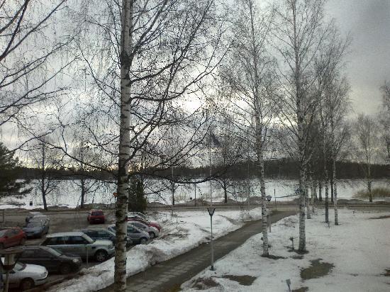 Radisson Blu Hotel, Espoo: lake view