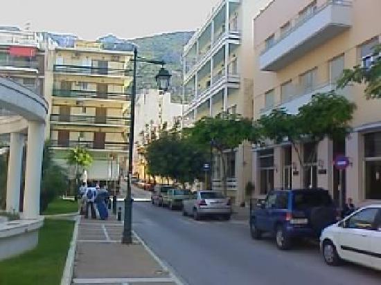 Loutraki, Grekland: Hotel Mitzithras 2