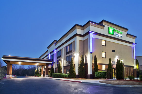 Holiday Inn Express Peachtree Corners/Norcross: Exterior