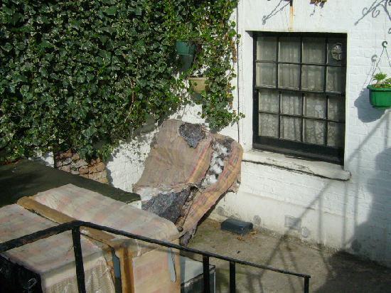 The Notting Hill Guest House: Aanzicht