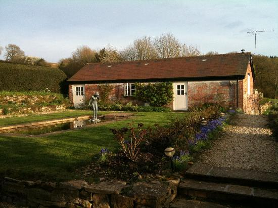 Cools Farm: The Piggery (front)