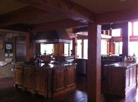 Sandpoint, ID: kitchen