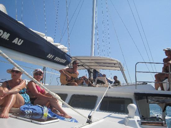 Phuket Sailing Adventures : Music