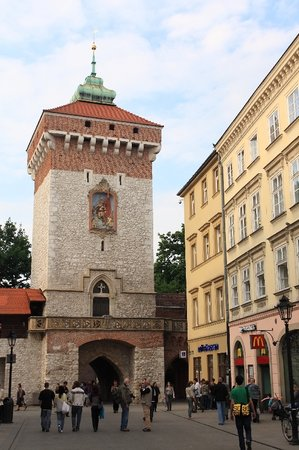 St. Florian's Gate (Brama Florianska)