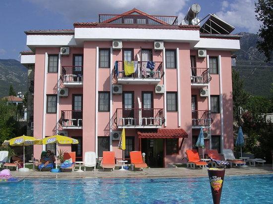 Ozturk Hotel Hisaronu: b.b rooms Block