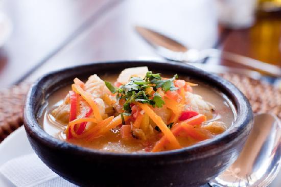 Tierra Atacama Hotel & Spa: my favourite soup there