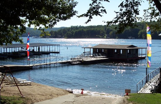 Breezy Point Resort: Lake View