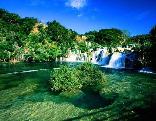 Zadar, كرواتيا: krka
