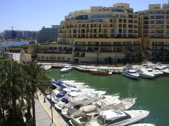 Hilton Malta: PUERTO DEL HOTEL