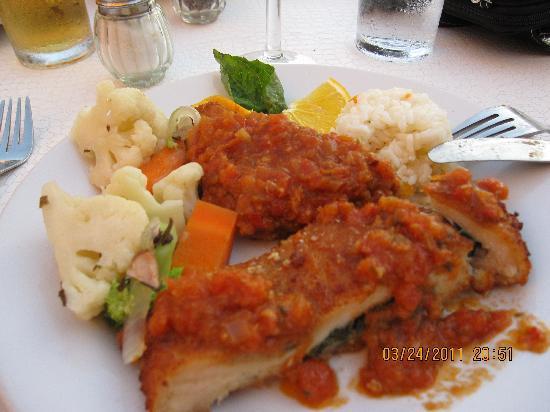 Friendly Vallarta Resort : food excellent