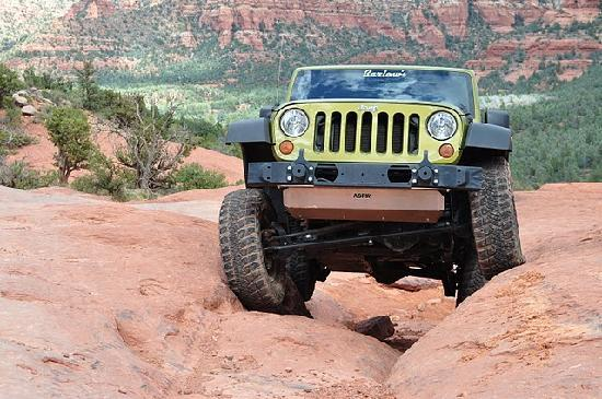 Barlow Jeep Rentals : The real deal!