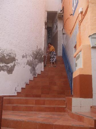 Πουέρτο ντε Μόγκαν, Ισπανία: streets mogan