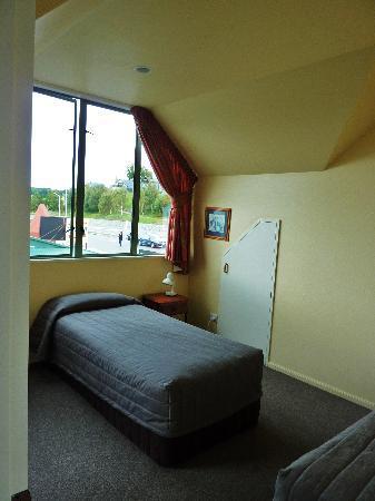 Lake Tekapo Village Motel : La chambre twin