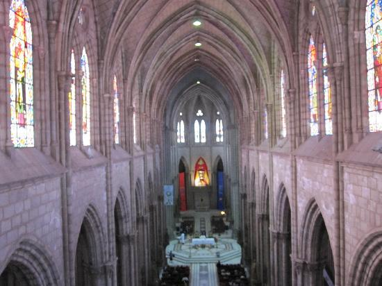 Basílica: Interior of Basilica