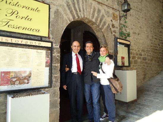 Ristorante di Porta Tessenaca : Foto di gruppo