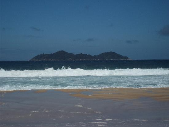 Ilha Grande, RJ: lopez mendez beach