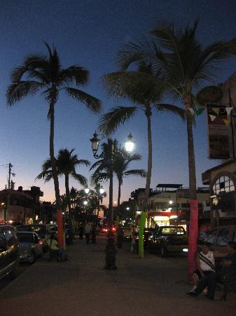 La Peñita de Jaltemba, Мексика: La Penita at dusk