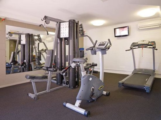 Oakwood Hotel & Apartments Brisbane : Hotel Gym