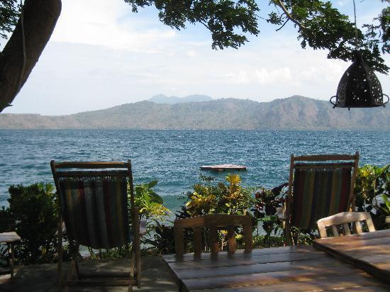 Granada, Nicaragua: lago de apoyo