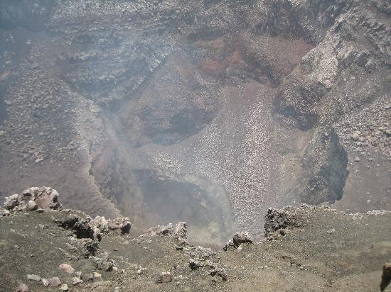 Granada, Nicaragua: masaya volcano