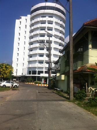 The Florida Hotel Hatyai: Florida hotel